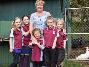 Larnook Public School principal Wendy Emerton with