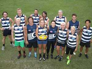 The AFL9's mixed spring competition gets underway at