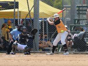 Softball: Rockhampton A, Brock Findlay.
