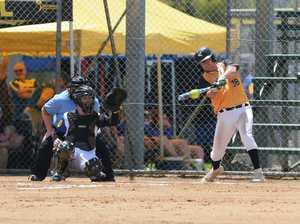 Softball: Rockhampton A, Daryl Duke.