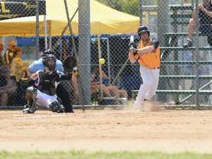 Softball: Rockhampton A, Daniel Cox.