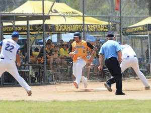 Softball: Rockhampton A, Ryan Smith.