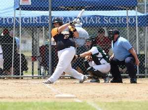 Softball: Rockhampton B, Hayden Gillett.