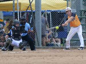 Softball: Rockhampton A, Michael Ludkin.