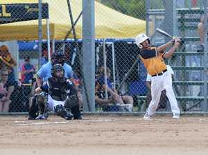 Softball: Rockhampton A, Jeremy Water.