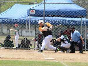 Softball: Rockhampton B, Joshua Sharp.