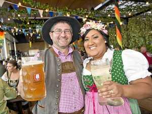 City's Oktoberfest celebrations twice the fun