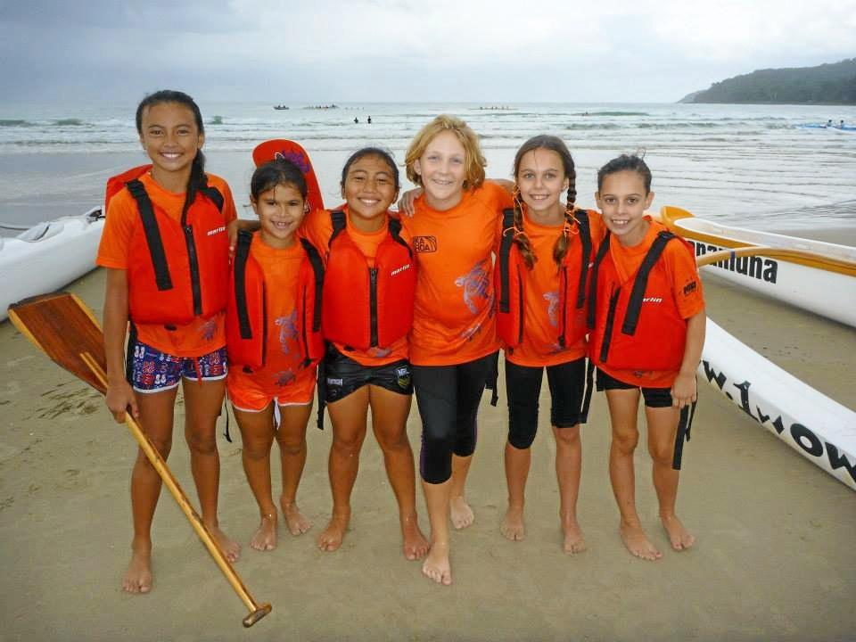 Here's a chance to come and try a new adventure with the Noosa Outrigger Canoe Club.