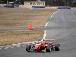 Toowoomba driver sets sights on title