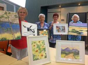 Art show shines spotlight on creative talent in Banora