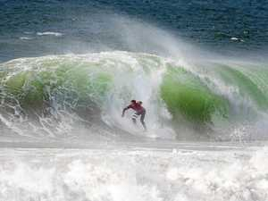 Wilson impresses amid intimidating barrels of Portugal