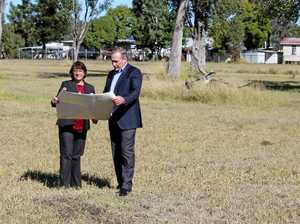Plans to convert parkland into aged care facility