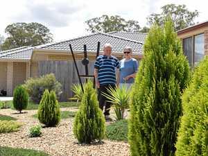 Award winning Warwick garden blends nature and geometry