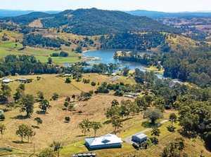 $1.35M rural mansion up for grabs