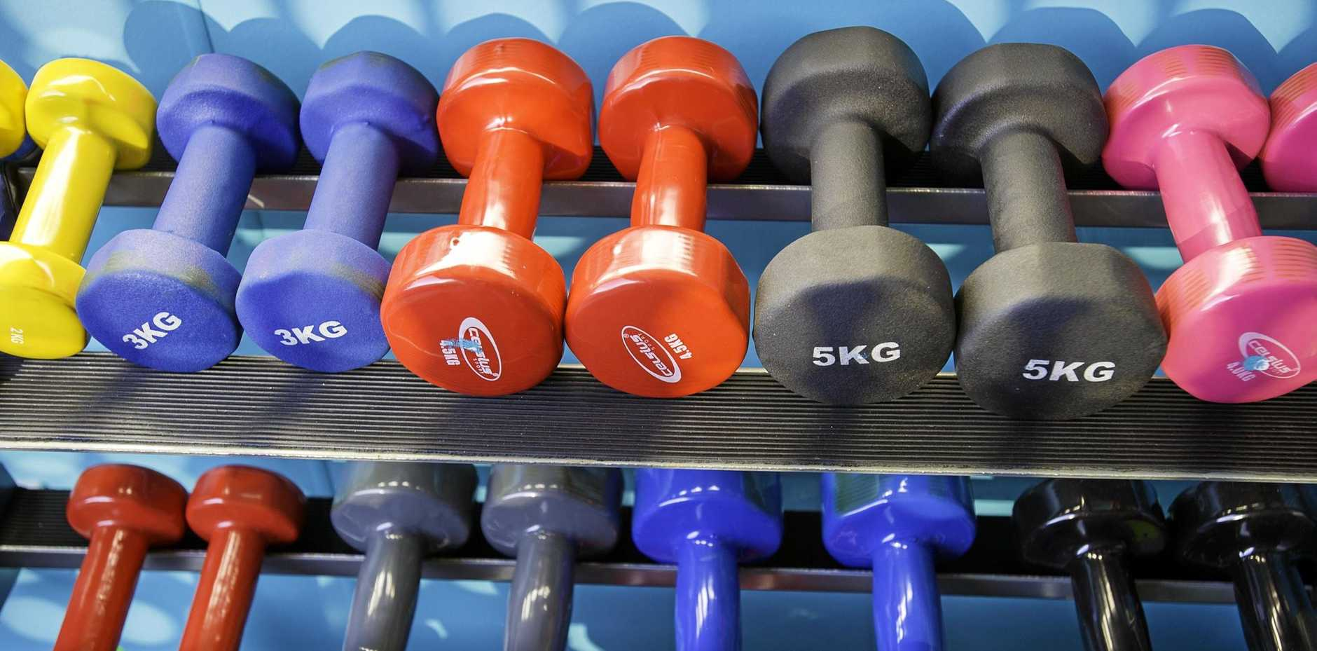 INCOMING: A new gym is set to open in Warana.