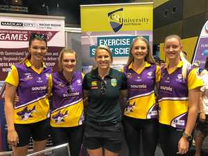 Female sporting greats to share experiences at CQUni
