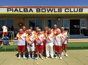 Pialba's bowls team will face the best in Queensland