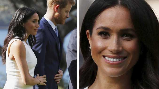 A report reveals the name Meghan has not featured in the Top 100 for six years, but that could soon change. Photo: Phil Noble/Pool via AP