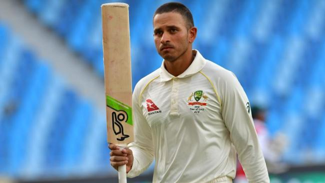 It's the worst possible news for Usman Khawaja and Australia