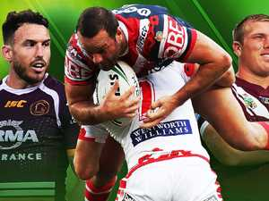 Ironmen: NRL's team of tackling machines