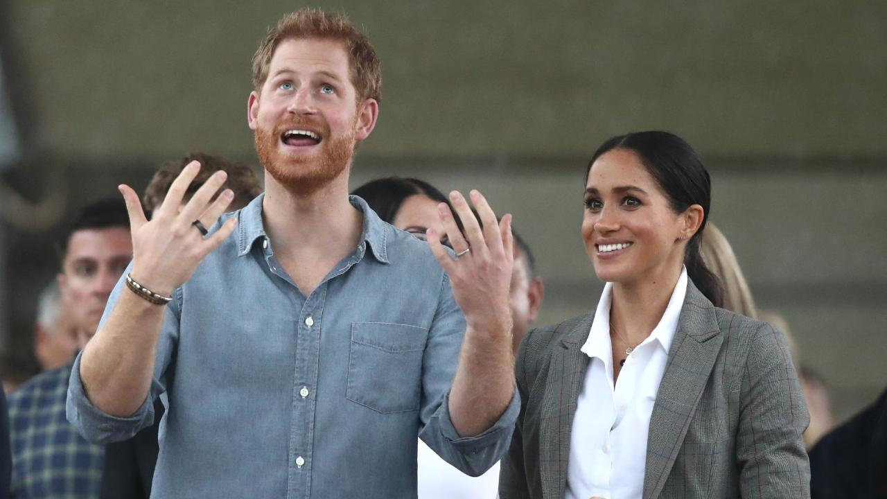 Prince Harry and his wife Meghan have made a significant impression on Australia, as the Duke and Duchess of Sussex bring a new and modern approach to royal tours. Picture: Getty Images
