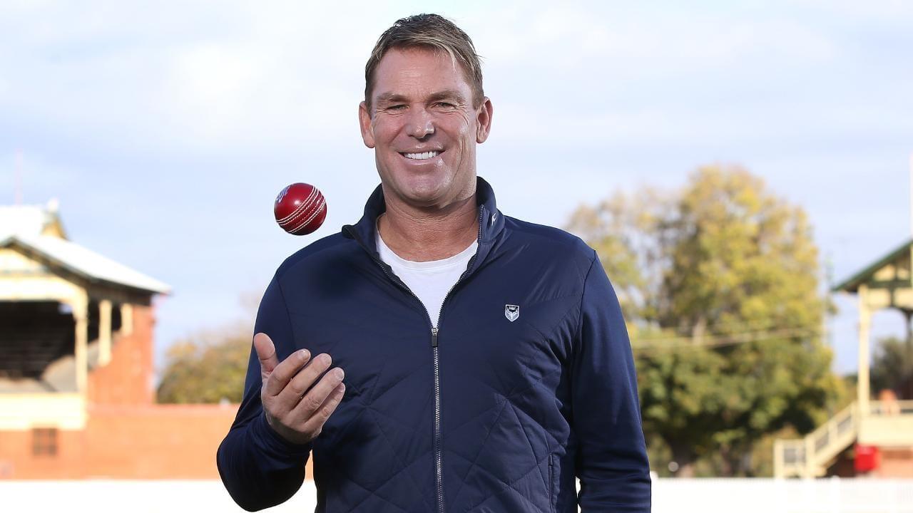 Shane Warne has picked his Australia Test XI.
