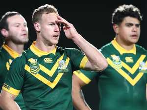 'Joey' takes shot at Kangaroos halves