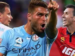 Player Poll: City rock among A-League's toughest