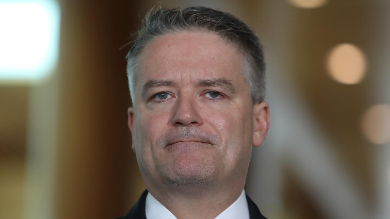 The government was forced into an embarrassing mea culpa over its support of Pauline Hanson's motion. Picture: Kym Smith