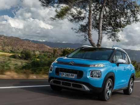 C3 Aircross: Punchy engine, soft-ish suspension and light but accurate steering