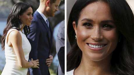 The name Henry entered the Top 10 baby names soon after Prince Harry married Meghan Markle in May. Her name is expected to also enter the Top 100 baby names in Australia. Photo: Phil Noble/Pool via AP