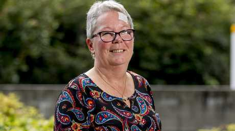 Mona Nielsen, Chair of the Gold Coast homelessness network. Picture: Jerad Williams