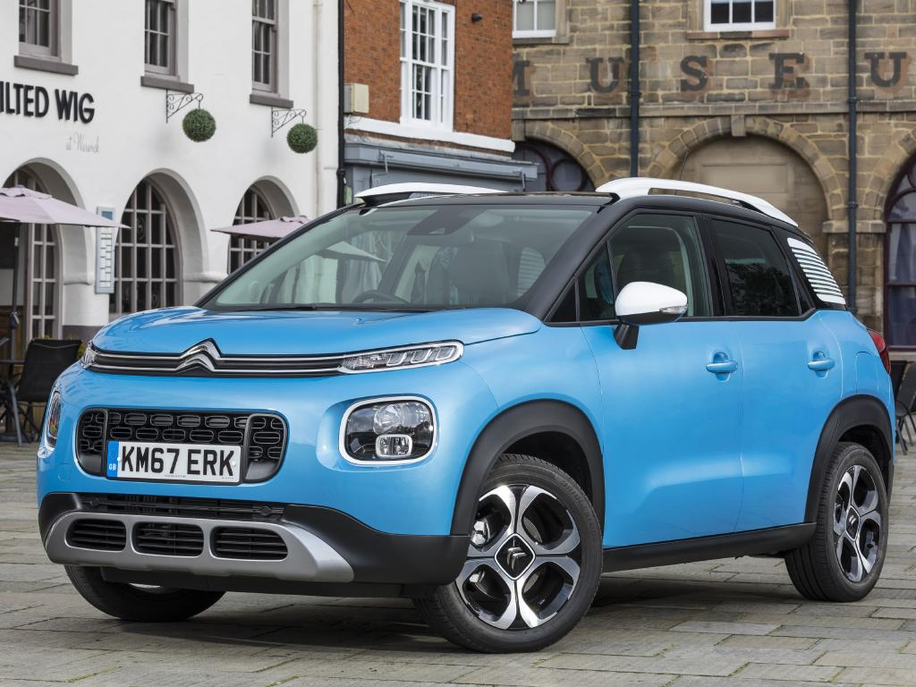 2019 Citroen C3 Aircross: Unique styling and eye-catching palette
