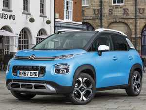 Citroen's C3 Aircross SUV is France's riposte to the Mini