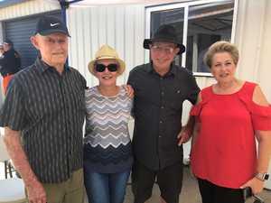 Nick Kenyon, Anne Kane, Noel Kane and Cr Fran