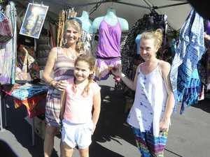 Julie, Sianna and Shanna Oxenbridge at Jacarok on the