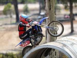 Enduro-X: 85cc, Sebastian Jones.