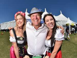 Out and about at this year's Oktoberfest Sunshine Coast