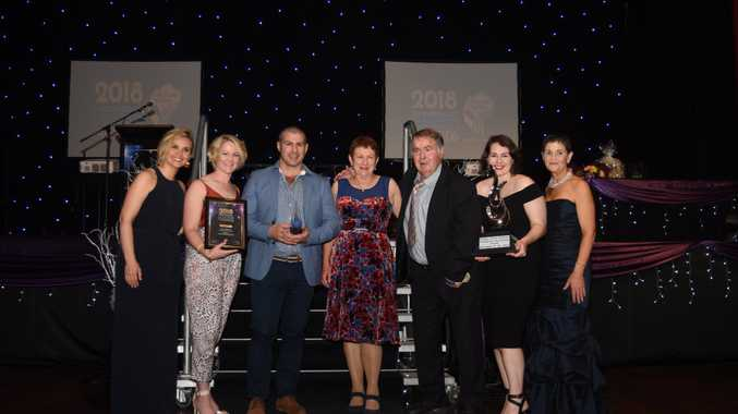 Porters claims top business award