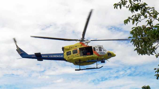 Teen injured after 10m fall into gorge