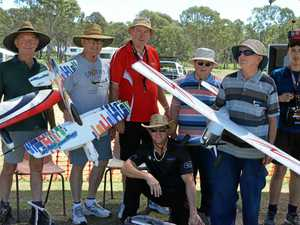 Kingaroy Aeromodellers Society fly day