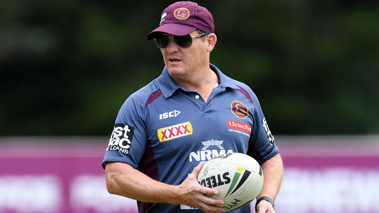 Kevin Walters has worked under Wayne Bennett as an assistant at the Broncos. Picture: AAP