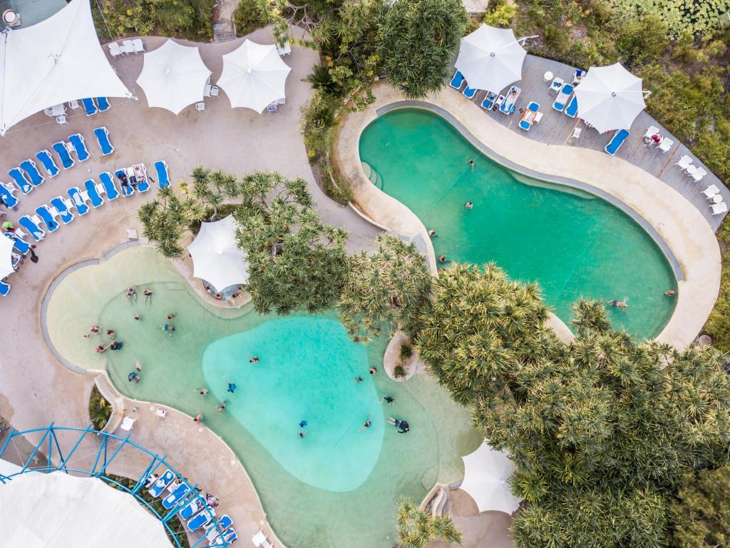 Kingfisher Bay Resort. Picture: Kingfisher Bay Resort