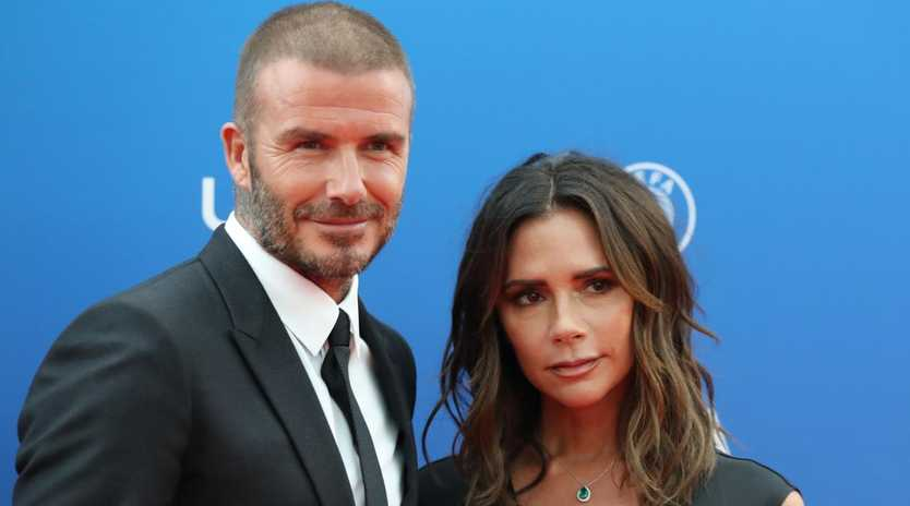 David and Victoria Beckham are coming to Australia for the Invictus Games