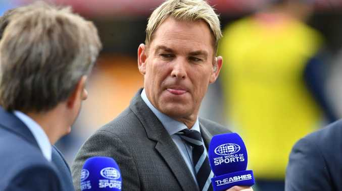 Shane Warne has been brutal in his assessment of  the Australian's performance against Pakistan. Picture: Darren England/AAP