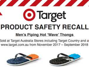 Target recalls popular summer item