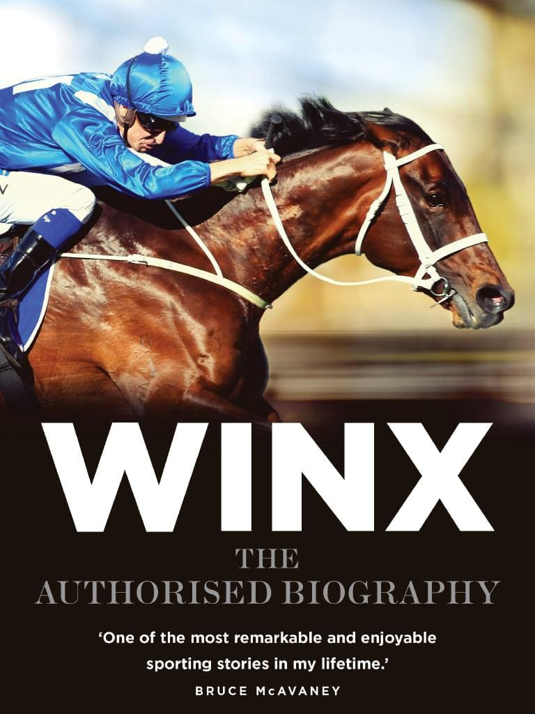 Winx: The Authorised Biography by Andrew Rule (Allen and Unwin), RRP $44.95, out Monday