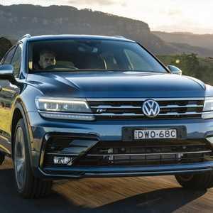 2019 VW Touareg: Larger, Lighter, Smarter, Agiler >> Seven Seater Vw Tiguan Allspace Makes Life Easy Sunshine Coast Daily