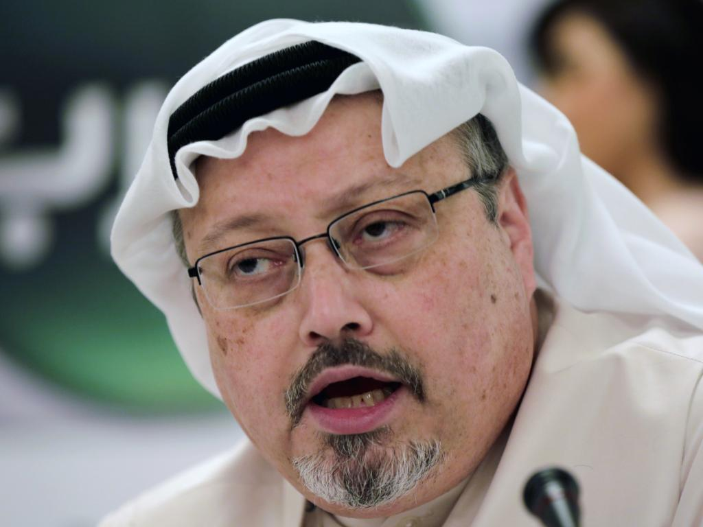 Saudi journalist Jamal Khashoggi has not been seen since he walked into the Saudi Consulate in Istanbul on October 2. Picture: Hasan Jamali/AP