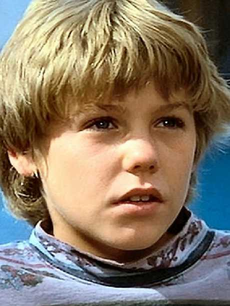 Jason James Richter from Free Willy. Picture: Supplied